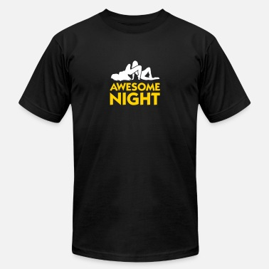 Orgy Humor Brilliant Night With 2 Women! - Men's  Jersey T-Shirt