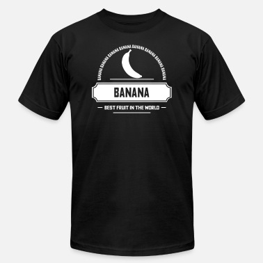 Fruitarian Banana Vintage - Men's Jersey T-Shirt