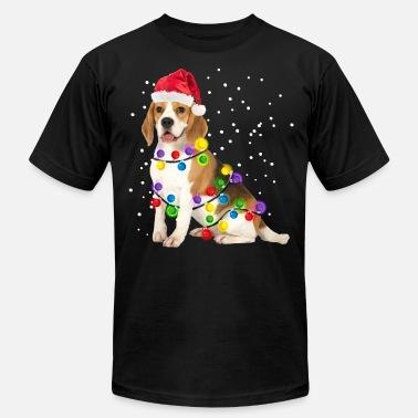 Beagle Puppy Ugly x-mas Lover Dog Awesome Gift Unisex Sweatshirt tee