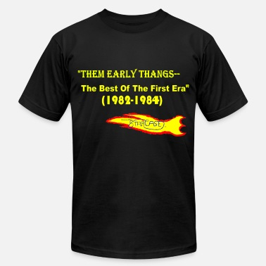 Record Label Them Early Thangs -Album Title Logo - Unisex Jersey T-Shirt