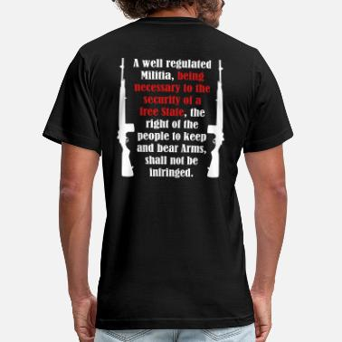 2nd Amendment Rights Men/'s T-shirt Guns Don/'t Kill People