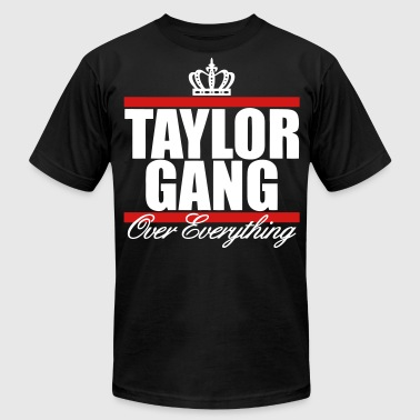 Taylor Gang Over Everything - stayflyclothing.com - Men's Fine Jersey T-Shirt