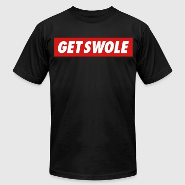 Get Swole - Men's Fine Jersey T-Shirt