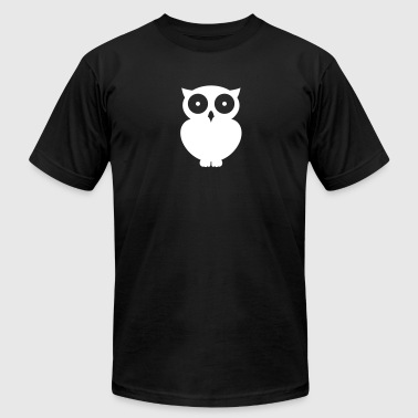 Owl - Men's Fine Jersey T-Shirt