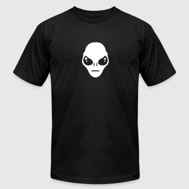 alien - Men's Fine Jersey T-Shirt