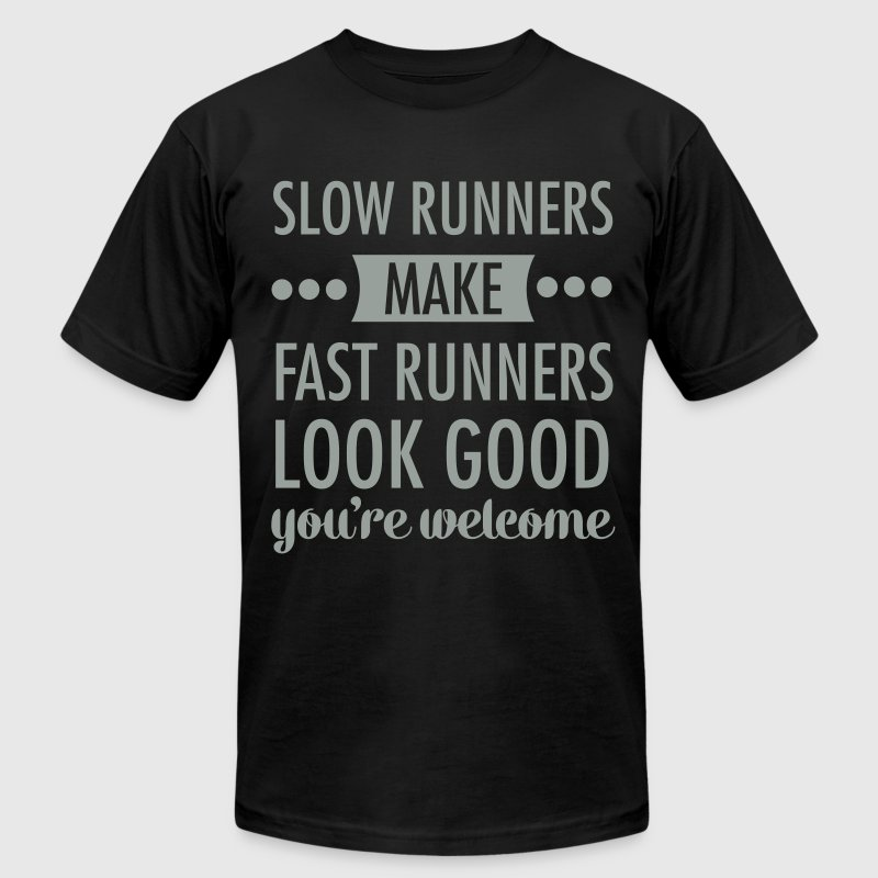 Slow Runners Make Fast Runners Look Good By Yakoazon
