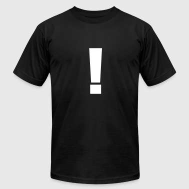Exclamation Mark! - Men's Fine Jersey T-Shirt