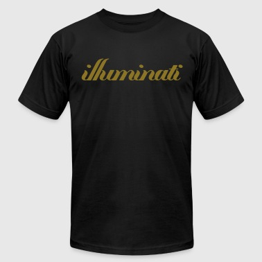illuminati - Men's Fine Jersey T-Shirt