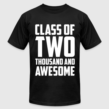 Class of Two Thousand and Awesome - Men's Fine Jersey T-Shirt