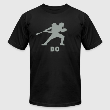 Los Angeles Bo (American Apparel) - Men's Fine Jersey T-Shirt