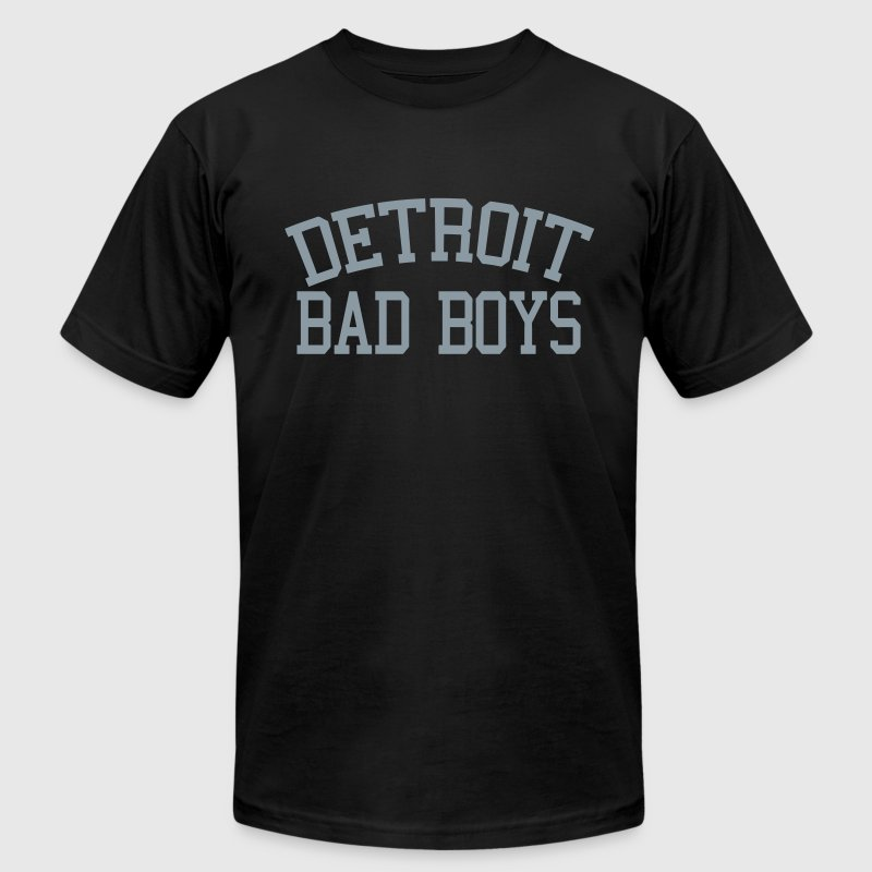 Detroit Bad Boys - Men's Fine Jersey T-Shirt