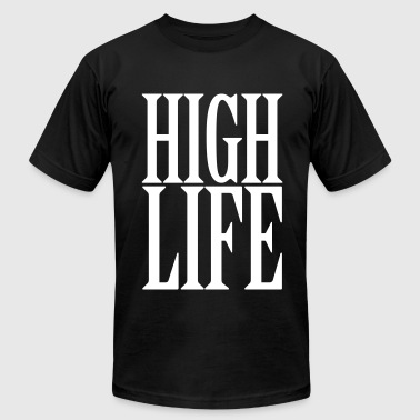 High Life - Men's Fine Jersey T-Shirt
