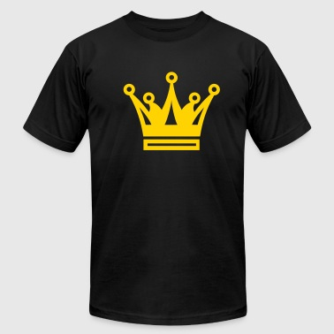 Crown Crest - Men's Fine Jersey T-Shirt