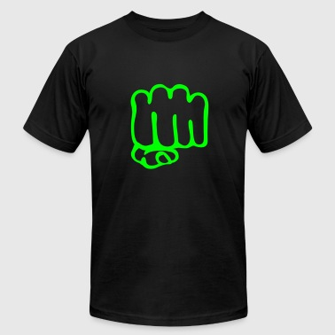 Fist - Men's Fine Jersey T-Shirt