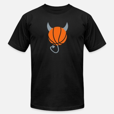 Basketball Devil Basketball Devil - Men's  Jersey T-Shirt
