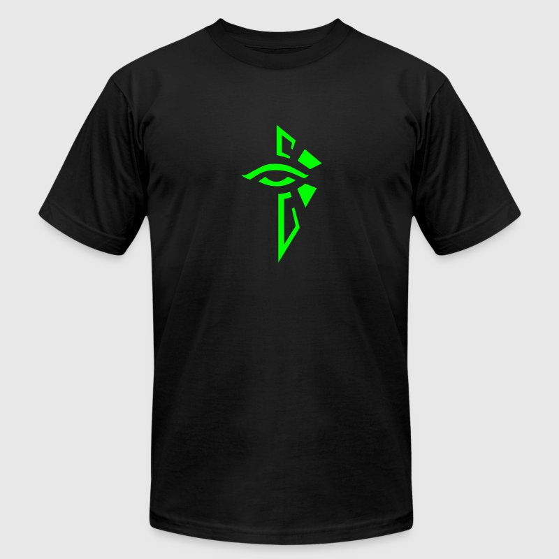 Enlightened Logo - Men's Fine Jersey T-Shirt