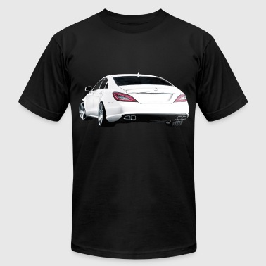 Mercedes Benz CLS AMG  - Men's Fine Jersey T-Shirt