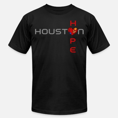 Houston Hope - Men's  Jersey T-Shirt