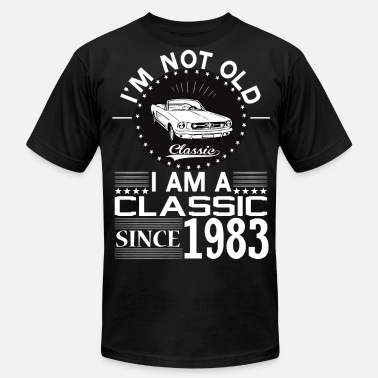 Born 1983 Classic since 1983 - Men's Jersey T-Shirt