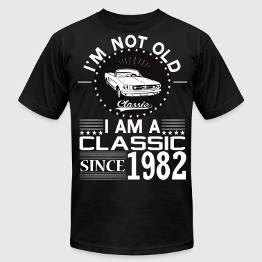 Classic since 1982 - Men's Fine Jersey T-Shirt