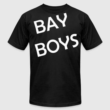 Bay Boys - Men's Fine Jersey T-Shirt