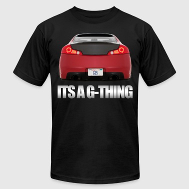 G35 ITS A G-THING - Men's Fine Jersey T-Shirt