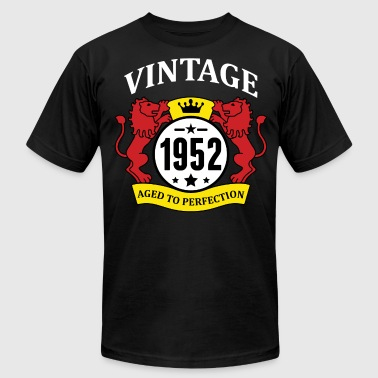 Vintage 1952 Aged to Perfection - Men's Fine Jersey T-Shirt