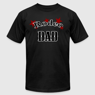 Rodeo Dad rodeo dad - Men's Fine Jersey T-Shirt