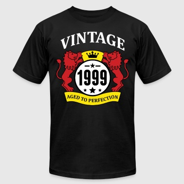 Vintage 1999 Aged to Perfection - Men's Fine Jersey T-Shirt