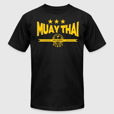 muay thai - Men's Fine Jersey T-Shirt