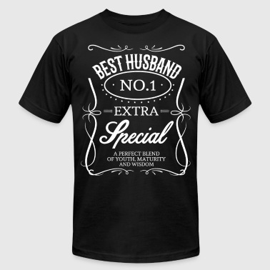 BEST HUSBAND - Men's Fine Jersey T-Shirt