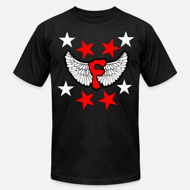 Forever Fresh Fly FFF_Stars_red T-Shirts - Men's  Jersey T-Shirt