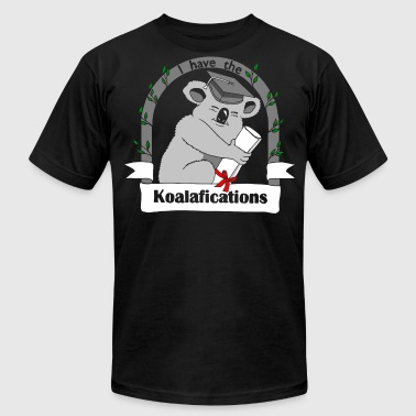 Koalafied - Men's Fine Jersey T-Shirt