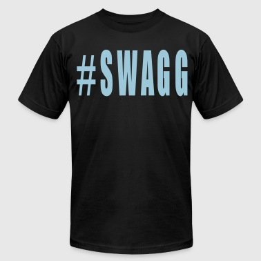 Swagg #SWAGG - Men's Fine Jersey T-Shirt