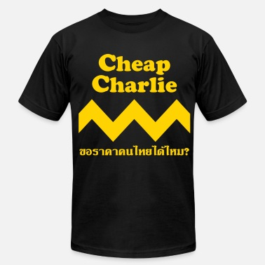Bangkok Cheap Charlie - Men's  Jersey T-Shirt
