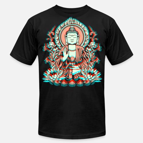 e4d1dfe707b9 3D Buddha Men s Jersey T-Shirt