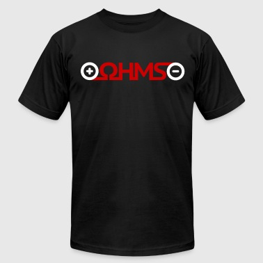 OHMS - Men's Fine Jersey T-Shirt