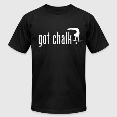 Chalk got chalk? - Men's Fine Jersey T-Shirt