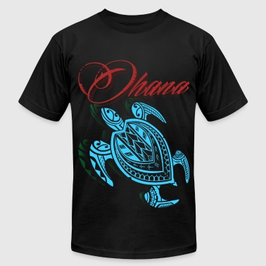 Alpha Turtle - Men's Fine Jersey T-Shirt