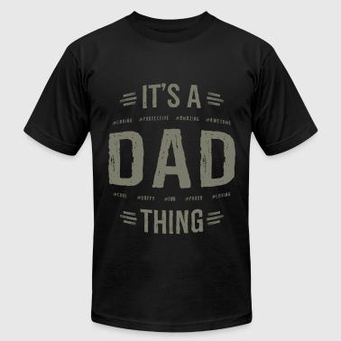 Gift for Dad - Men's Fine Jersey T-Shirt