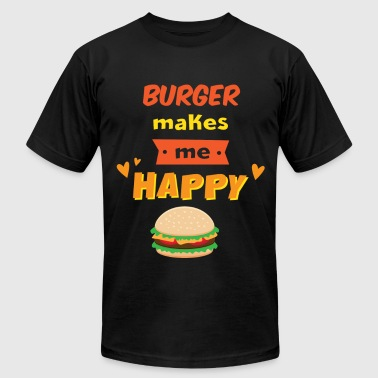 Happy Meal Happy Meal - Men's Fine Jersey T-Shirt