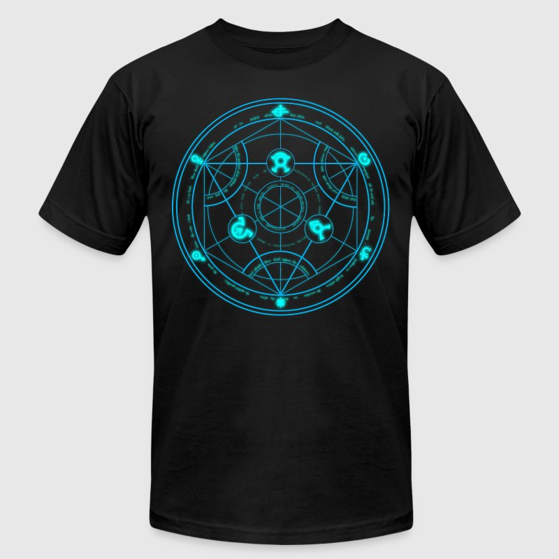 Human Body Transmutation Formula2 - Men's Fine Jersey T-Shirt