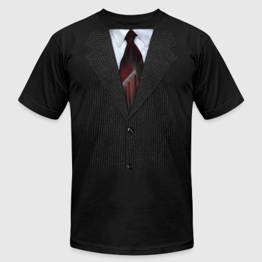 suit v2 - Men's Fine Jersey T-Shirt