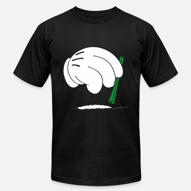 Cocaine Cocaine hands - Men's  Jersey T-Shirt