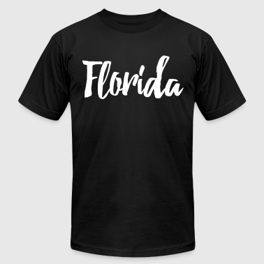 Florida Greats Florida - Men's Fine Jersey T-Shirt