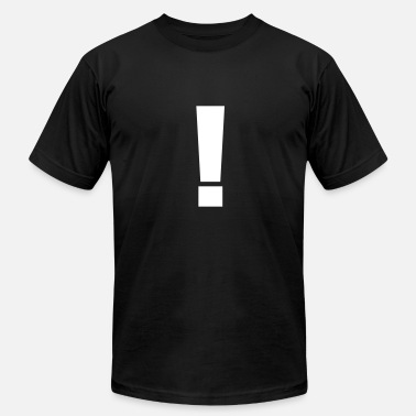 Exclamation Mark Exclamation Mark! - Men's  Jersey T-Shirt