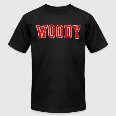BLOCK WOODY - Men's Fine Jersey T-Shirt