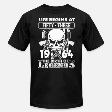 1964 The Birth Of Legends 1964 the birth of Legends - Men's Fine Jersey T-Shirt