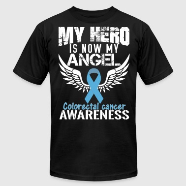 Colorectal Cancer Awareness Colorectal Cancer Awareness - Men's Fine Jersey T-Shirt