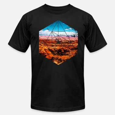 Grand Canyon National Park USA Landscape - National Park - Grand Canyon - Men's  Jersey T-Shirt